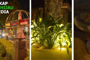 Mengulas jalur hijau sekitar Gramedia Yogyakarta